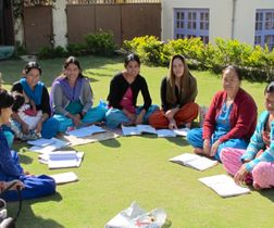 womens training literacy class